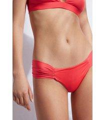 calzedonia brazilian swimsuit bottom indonesia eco woman pink size 2