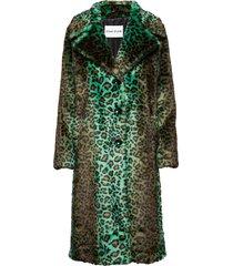 fanny coat outerwear faux fur groen stand studio