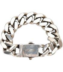 saint laurent chain bracelet