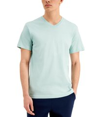alfani men's fashion v-neck undershirt, created for macy's