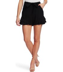 cece tiered ruffled shorts