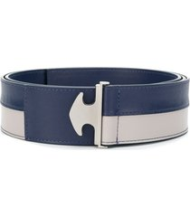 a-cold-wall* utility strap - blue