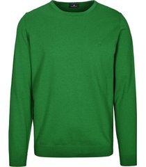 basefield pullover donkergroen rf 219015919/503