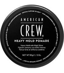 pomada de fixação american crew - heavy hold pomade 85g