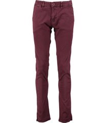 garcia savio slim fit chino