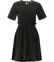 n.21 pleated dress