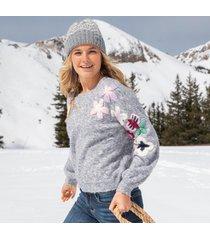 trillium sweater