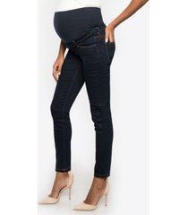 jeans premaman slim fascia alta  - clint
