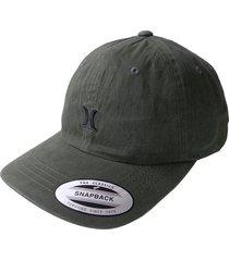 gorra para hombre hurley-verde