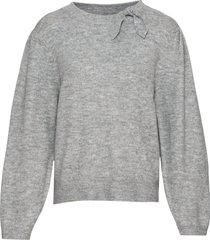 maglione con fiocco (grigio) - bodyflirt