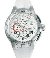 relógio de pulso chronotech active 800 - aço