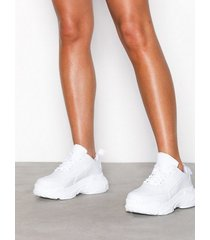 nly shoes perfect chunky sneaker low top