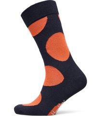 jumbo dot sock underwear socks regular socks blå happy socks