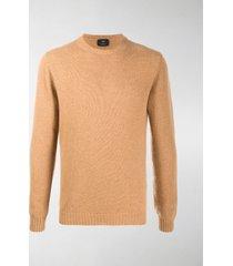 mp massimo piombo fine knit sweater