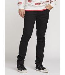 skinny jeans volcom 2x4 denim