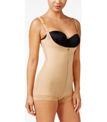 leonisa women's firm tummy-control lace-trim bodyshaper 018678n