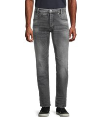 g-star raw men's d-staq 5-pocket slim-fit jeans - vintage - size 31 32