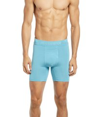 men's new balance boxer briefs, size small - blue