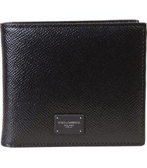 dolce & gabbana branded wallet