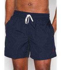 polo ralph lauren traveler swim shorts badkläder navy