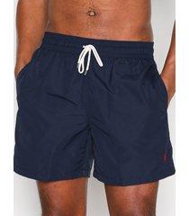 polo ralph lauren traveler swim shorts badkläder navy