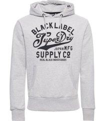 superdry men's desert classic loopback hoodie
