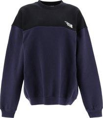 vetements sweatshirt with logo embroidery