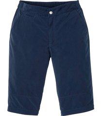 bermuda lunghi con taglio comfort (blu) - bpc bonprix collection