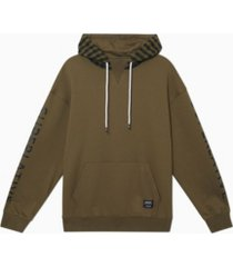 men's murphy buffalo check hoodie