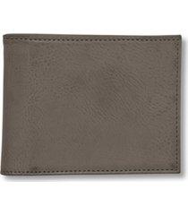 buxton wallet, baja rfid-blocking faux leather billfold