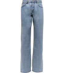 a.p.c. jeans in denim chiaro