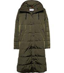 coat not wool fodrad rock grön gerry weber edition