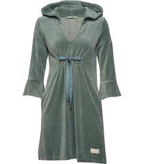pretty comfortable dress korte jurk groen odd molly