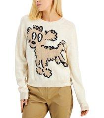 weekend max mara crewneck odessa sweater