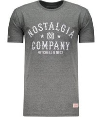 camiseta mitchell & ness nostalgic company masculina