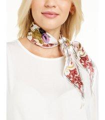 vince camuto be my valentine silk kite scarf