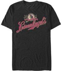 fifth sun men's coors brewing company leinenkugels short sleeve t-shirt