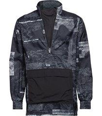 energy windbreaker outerwear sport jackets svart puma