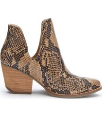 matisse coconuts by matisse trader bootie women's shoes