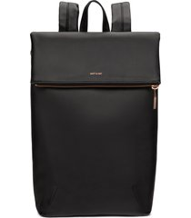matt & nat colton backpack, black rose gold
