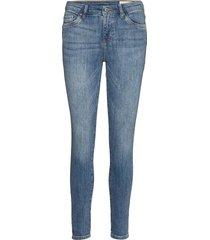 pants denim skinny jeans blå esprit casual