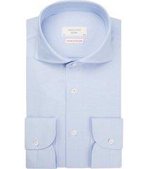 profuomo overhemd ppqh3c1110 blauw