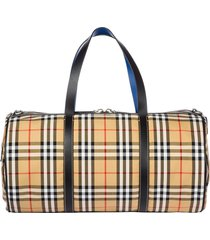 burberry kennedy duffle bag