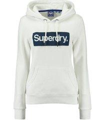 hoodie workwear wit