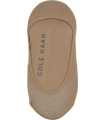 cole haan women's textured no-show liner socks