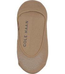 cole haan women's textured no-show liner socks