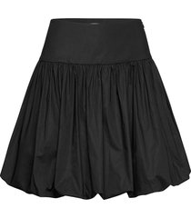 ellie balloon skirt kort kjol svart just female