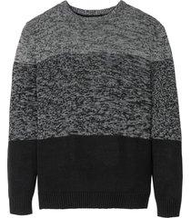 maglione con taglio comfort (nero) - john baner jeanswear