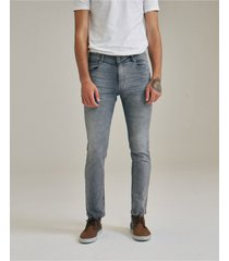 jean gris equus 160 slim fit