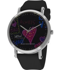 reloj  mtrj1001-negro